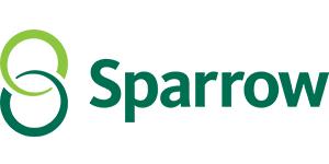 Web Logo - Sparrow