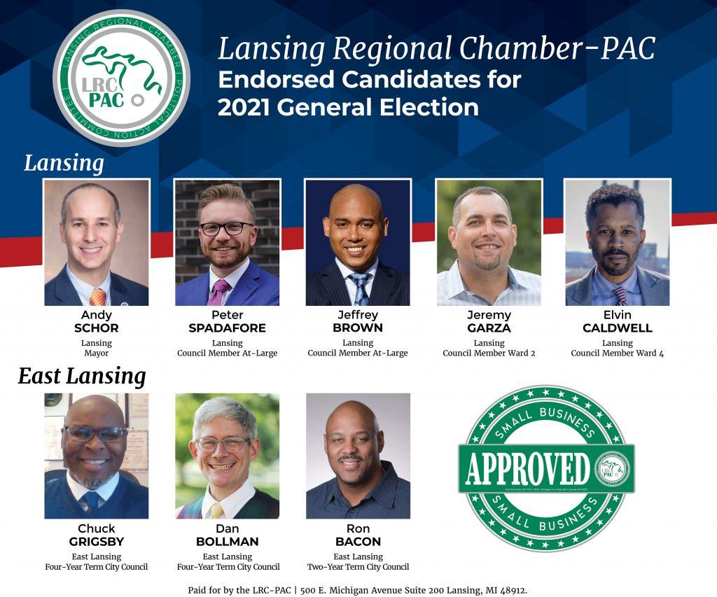 LRC-PAC Endorse LansingEastLansing2021