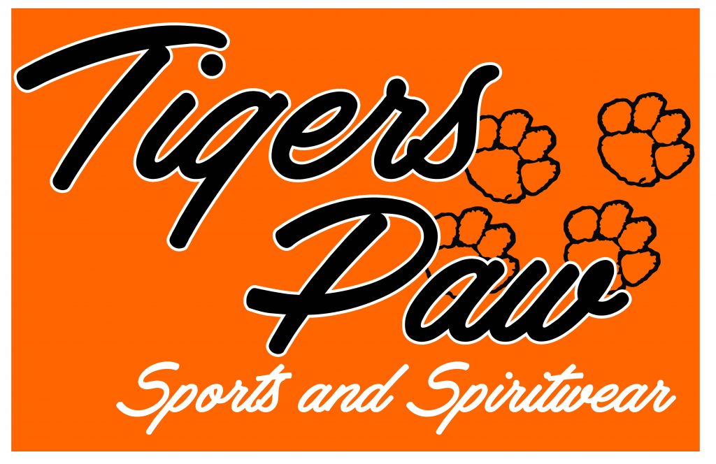 TIGERS PAW NEW LOGO2019