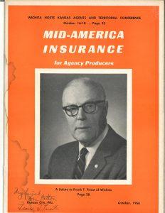 Frank Priest Mid America Insurance