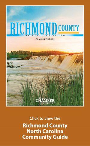 Richmond County Flip Book Icon