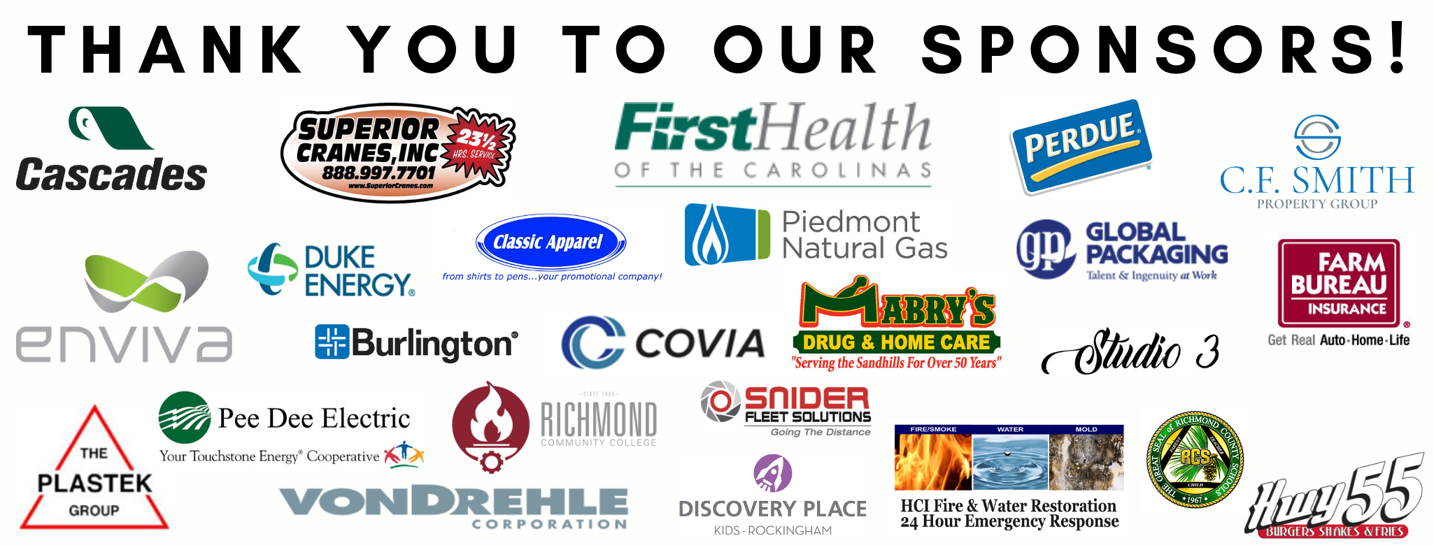 Thank you to our sponsors! (1)