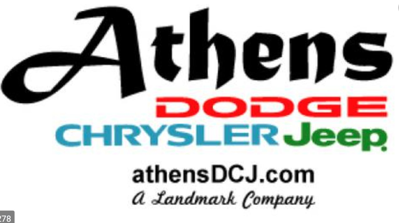 Athens Dodge Chrysler