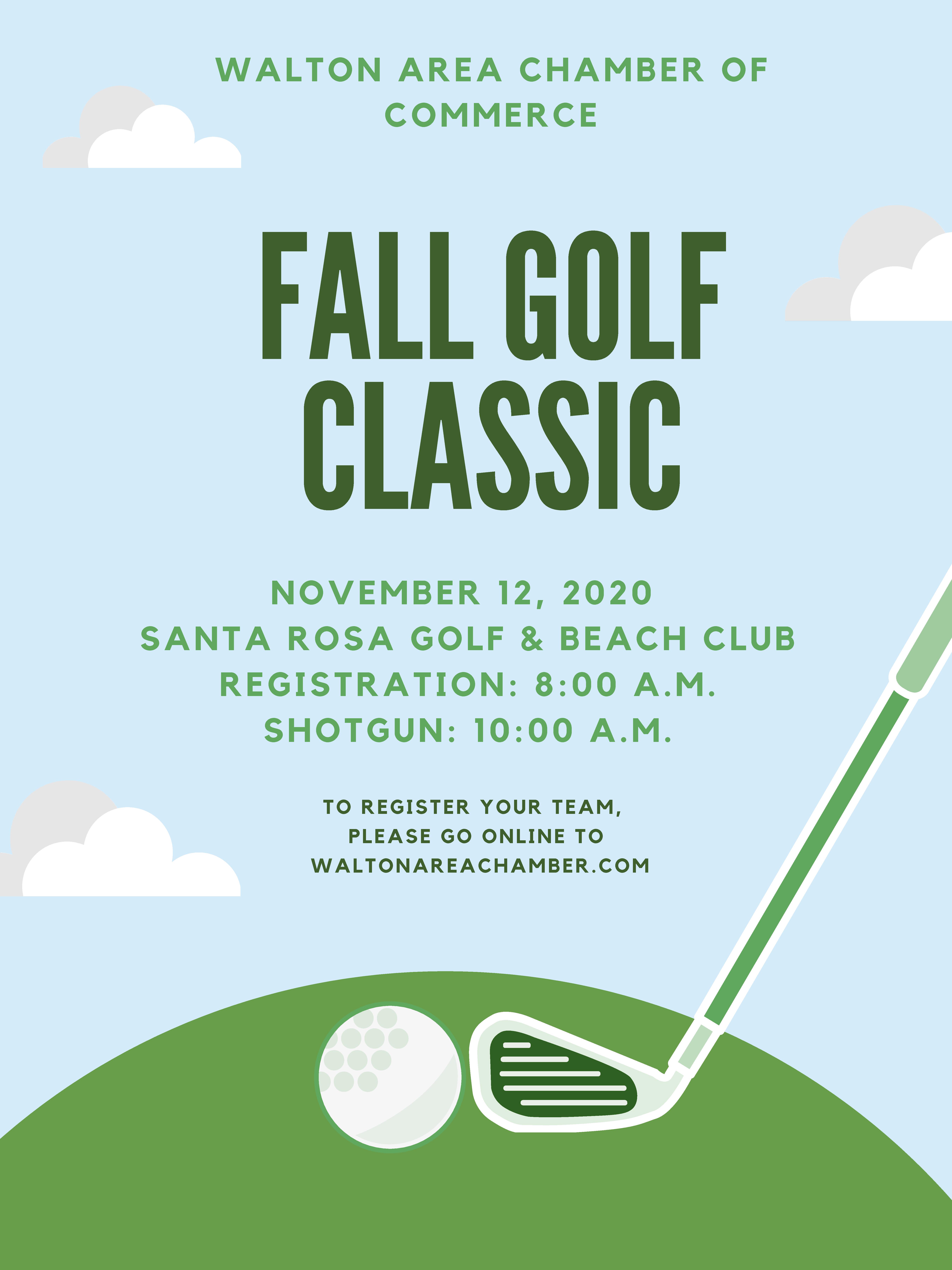 Fall Golf Classic 2020