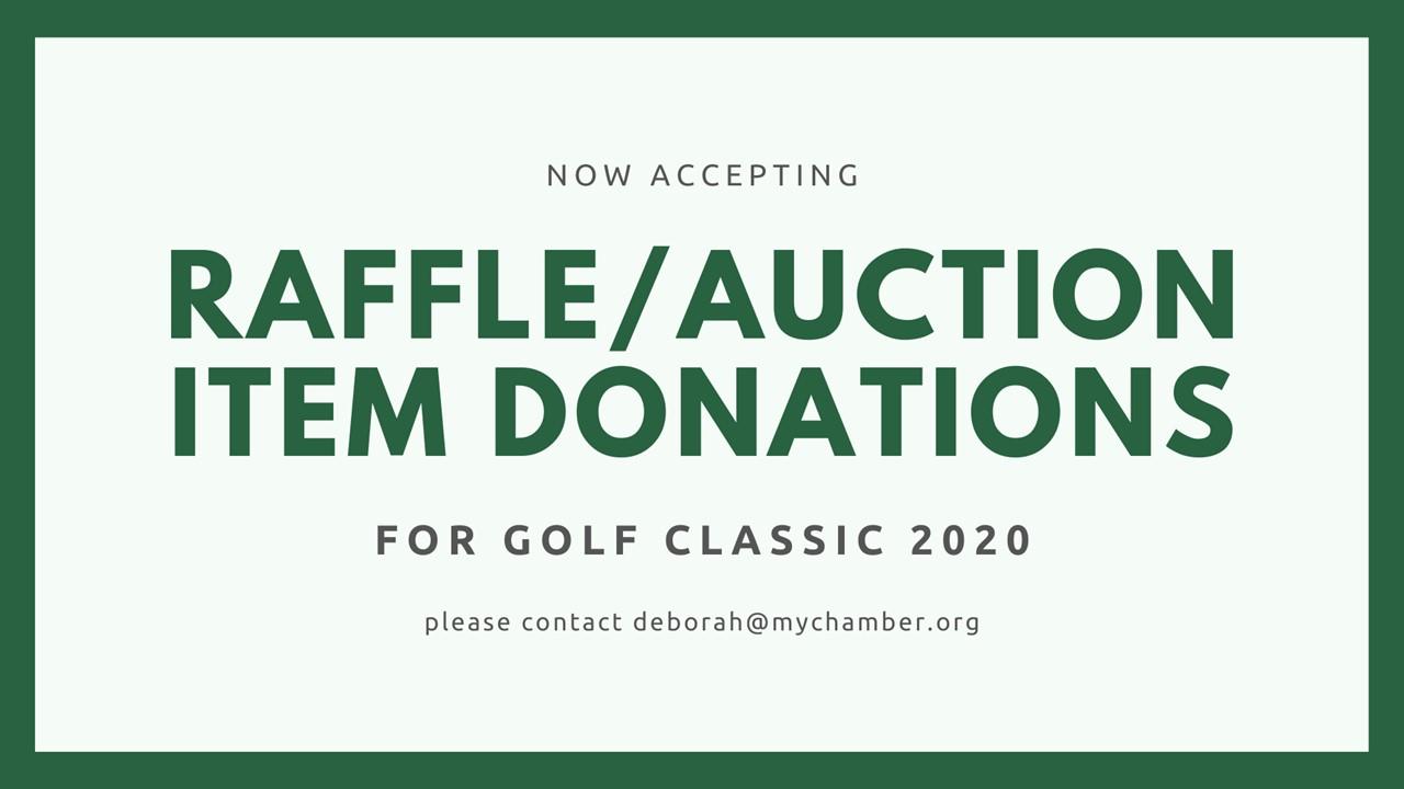 golf auction slide