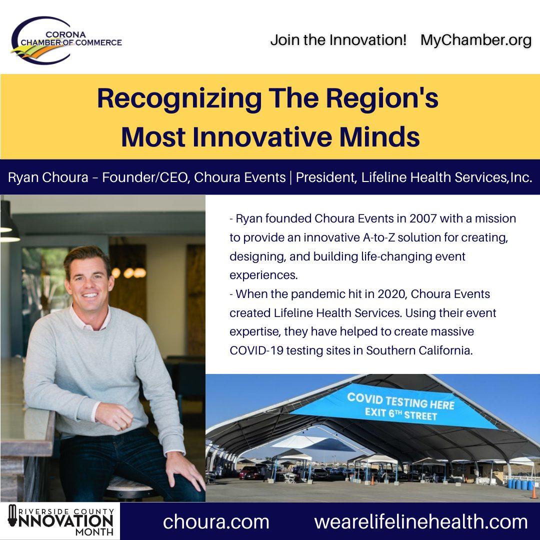 Innovation Month Innovators 7 Ryan Choura