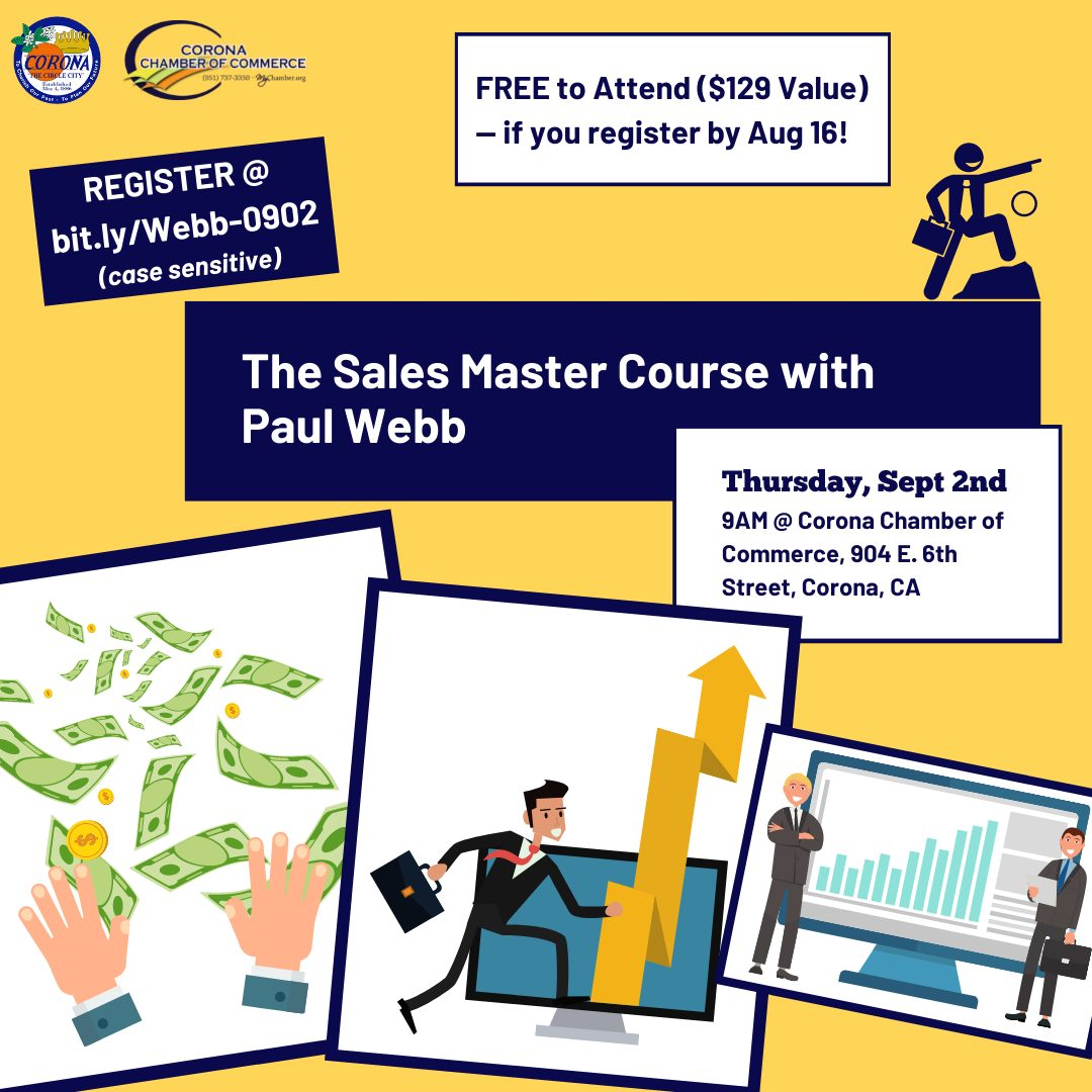 Sales Master Course Sept 2