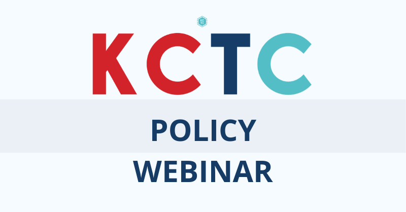 KCTC Policy Update with the President Logo (3)