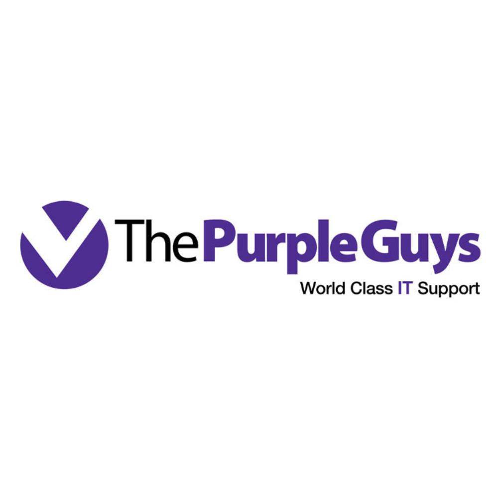 The purple Guys