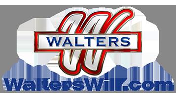 Walters Auto Walters Will Logo