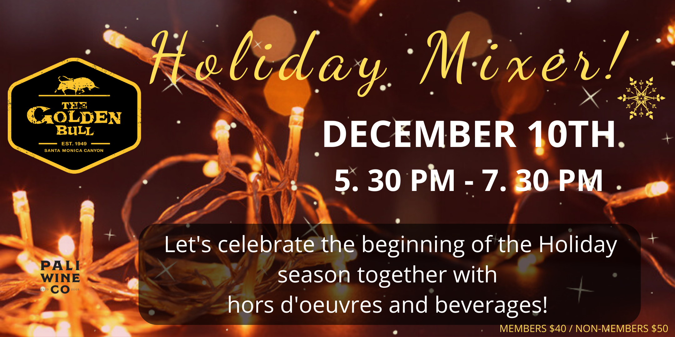 Holiday Mixer.website