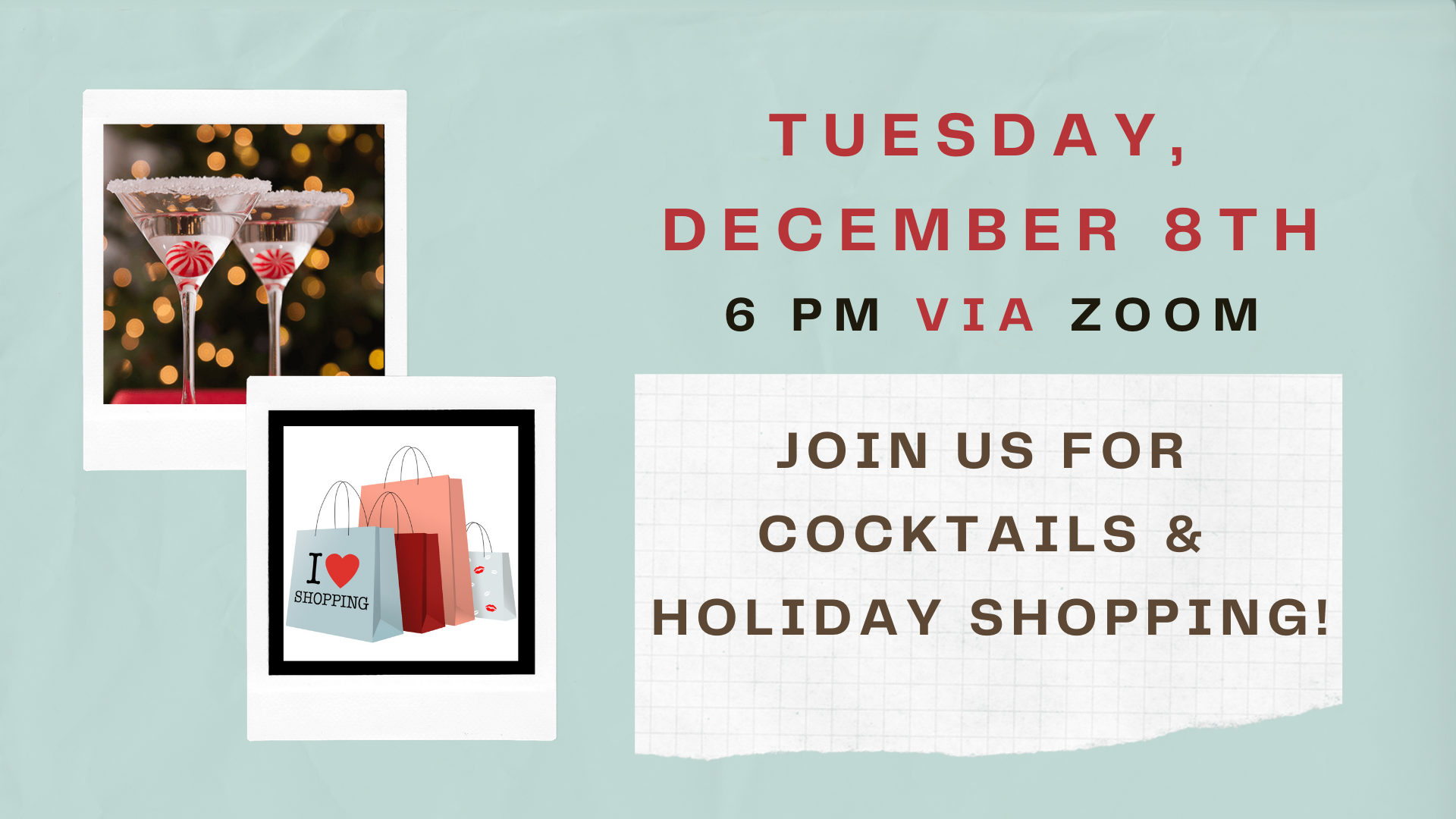 Copy of Join us for Cocktails & Holiday Shopping! Cover (2)