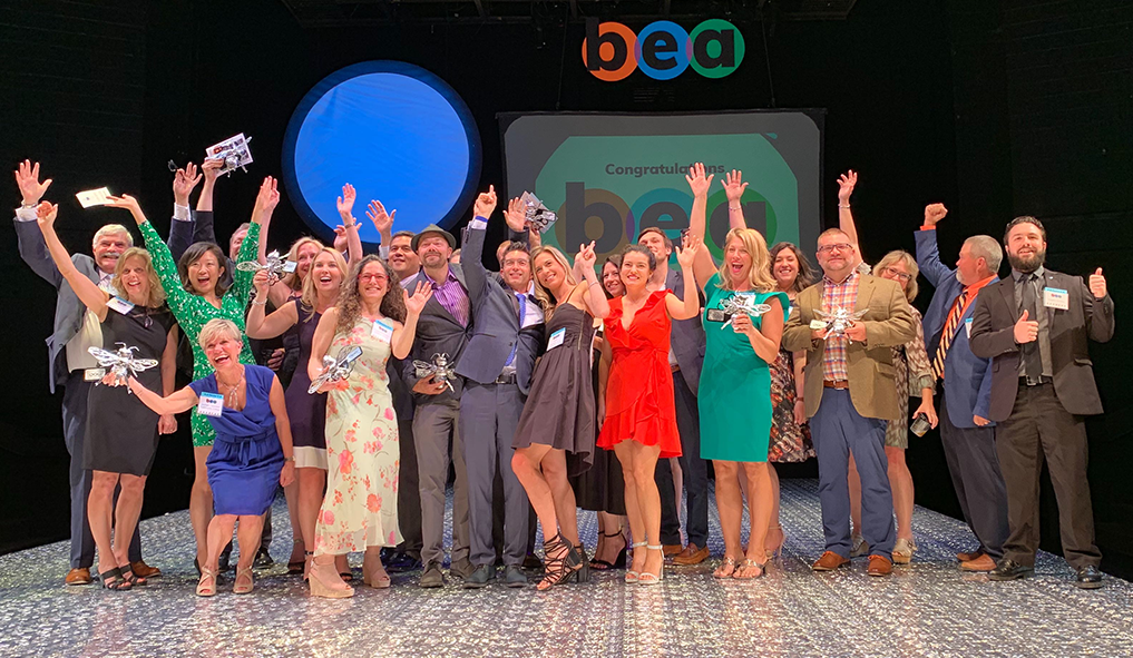 Winners at BEAs for Membership Privileges