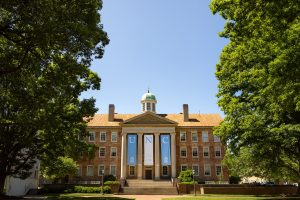 image of building at UNC Chapel Hill