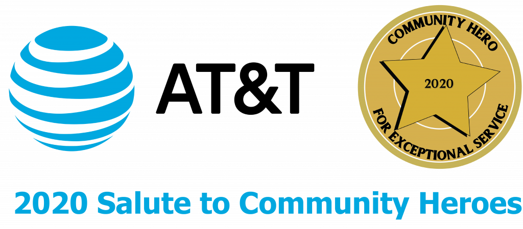 AT&T Salute to Community Heroes Header