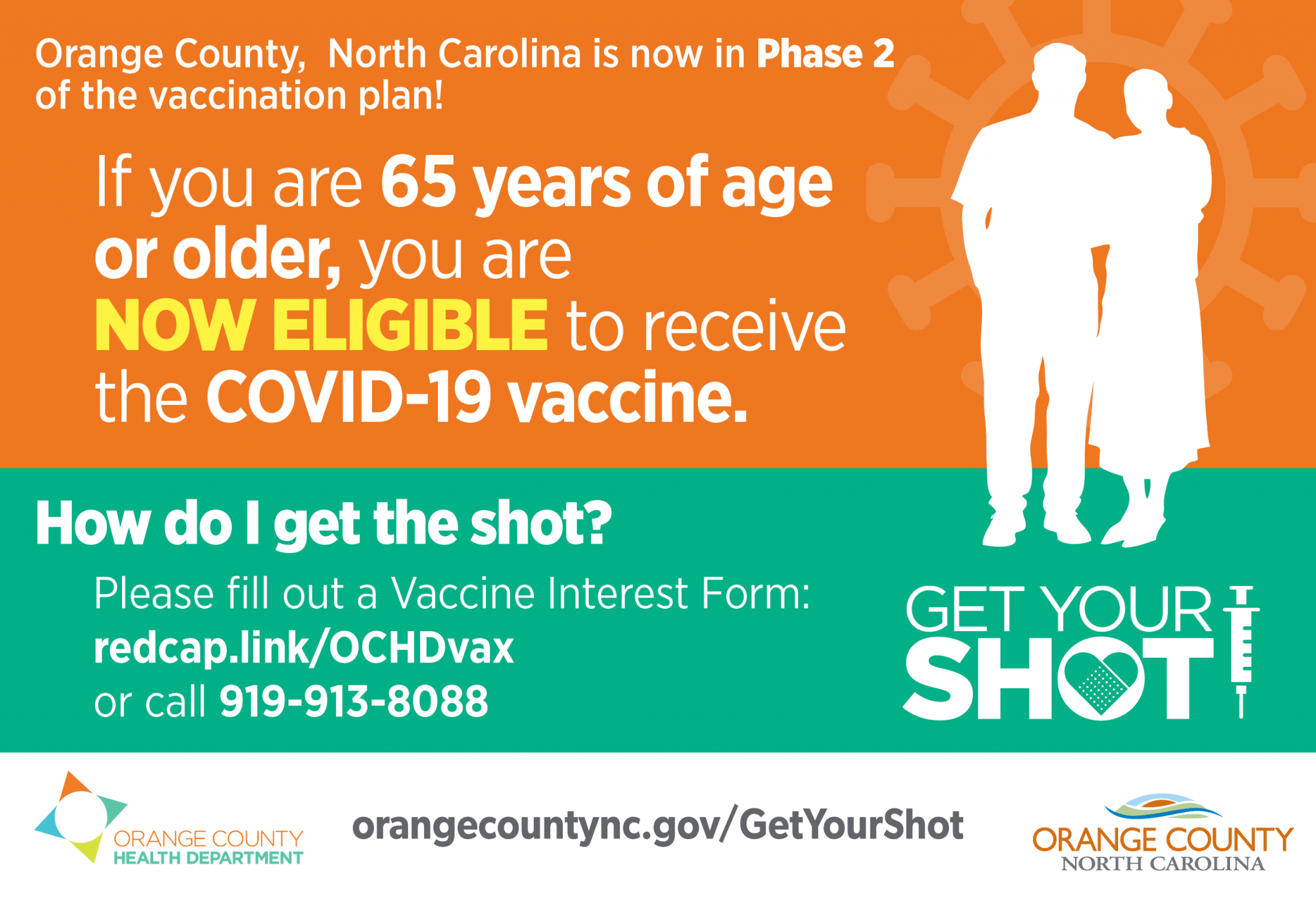 Testing and Vaccines - The Chamber For a Greater Chapel Hill-Carrboro
