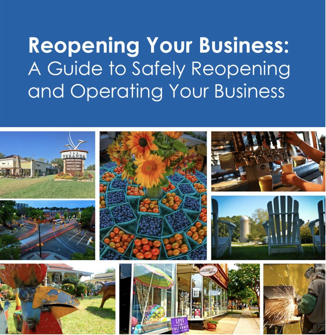 Guide to reopening your business