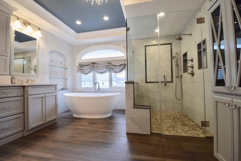Residential Bath $75k-$100k G.B. Construction