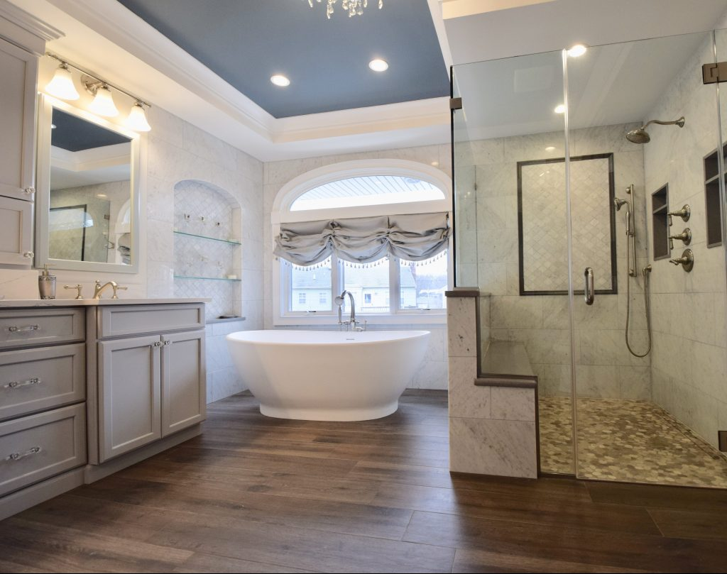 Residential Bath $75k-$100k G.B. Construction