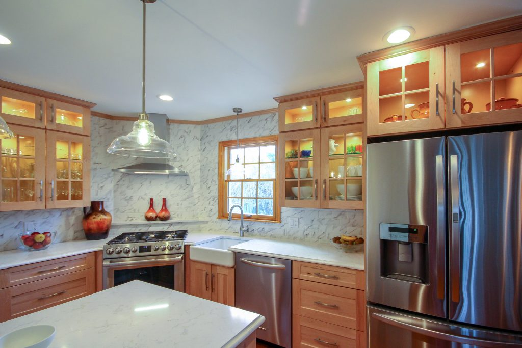 Residential Kitchen $30k-$60k Alure Home Improvements