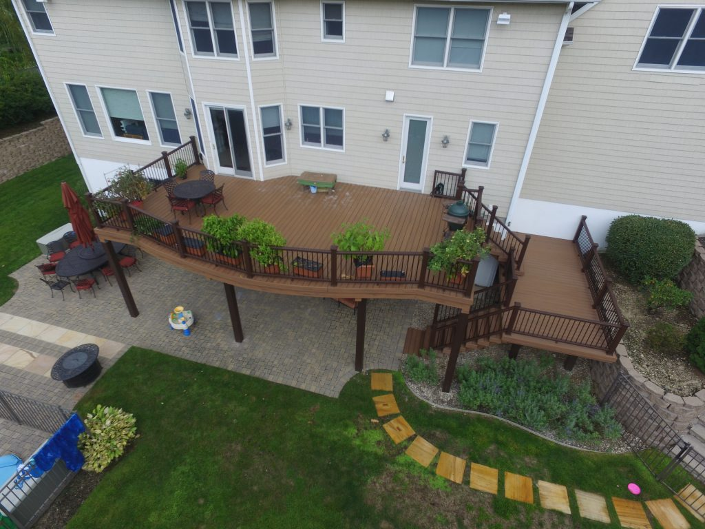 Residential Landscape Design Under $100k Decks Unique
