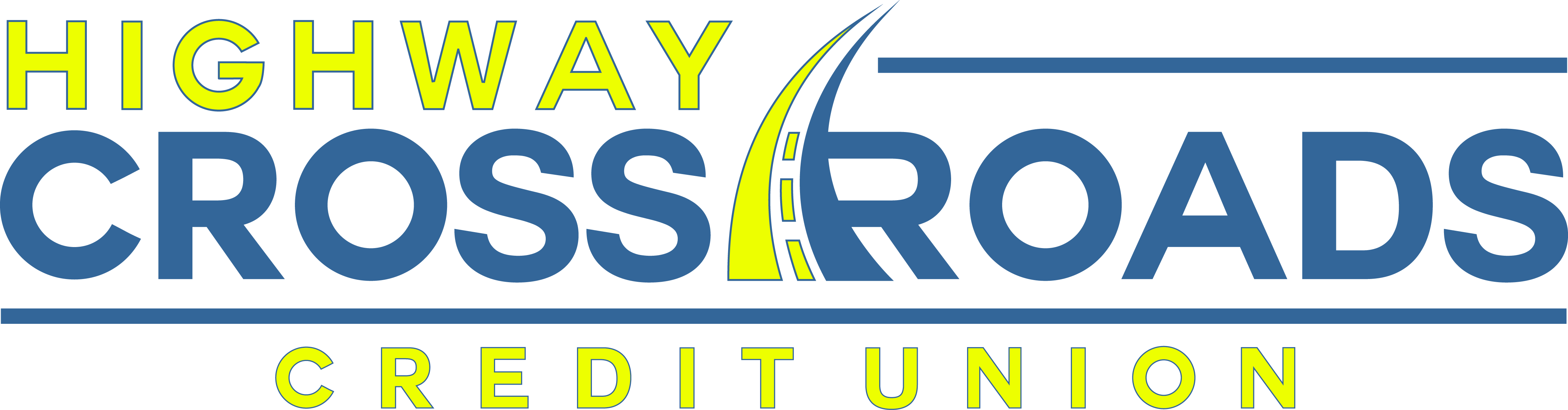 Highway Crossroads Color Logo