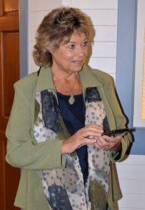 Lynn Snodgrass Gresham Chamber CEO