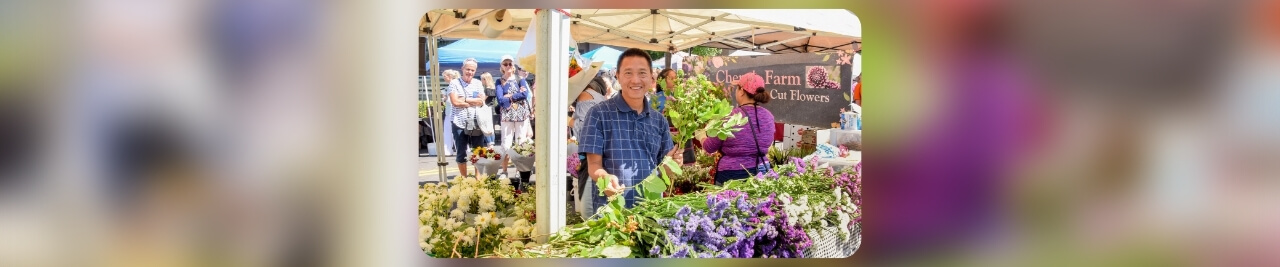 Small Business Vendors at the Gresham Farmers Market