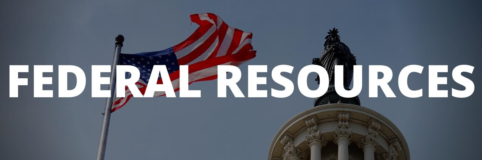 Federal COVID Resource Slider