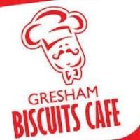Gresham Biscuits Cafe Logo