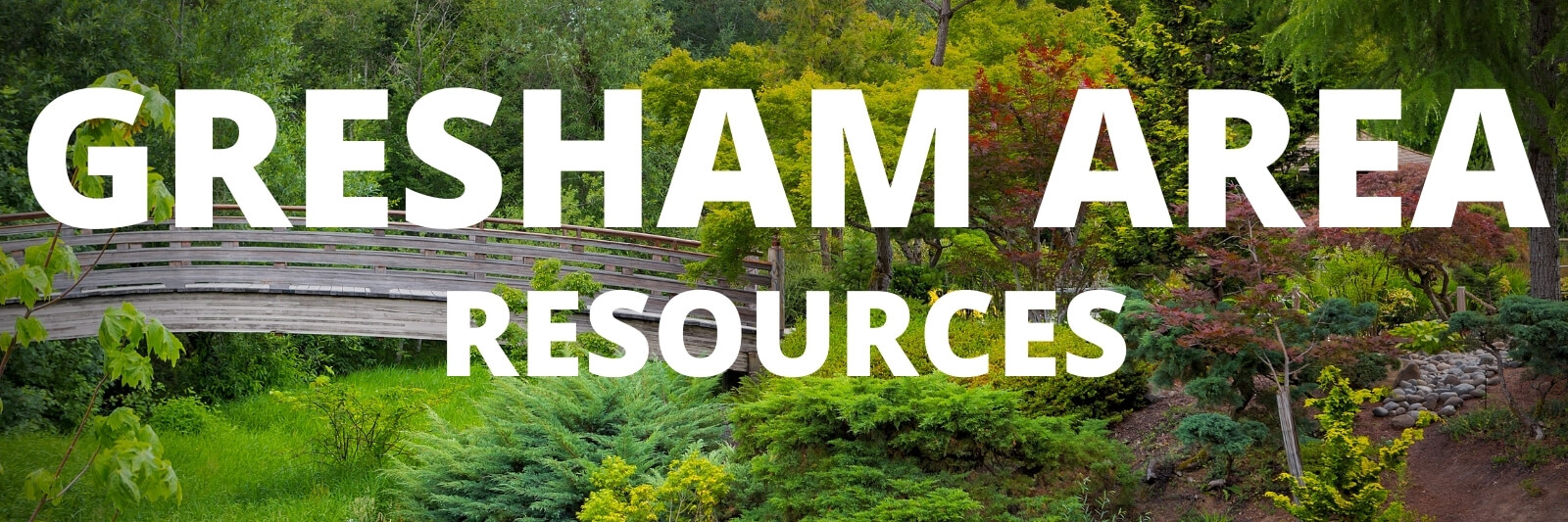 Gresham Area COVID Resources