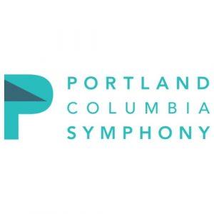 Portland Columbia Symphony Logo