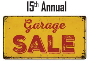 15th Annual Garage Sale Benefiting Mt. Hood Hospice