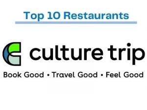 Top ten Gresham restaurants from Culture Trip