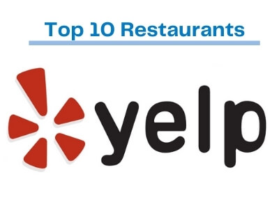 Top ten Gresham restaurants from Yelp
