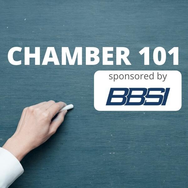 BBSI Sponsor of Gresham Area Chamber of Commerce 101 Resource Event