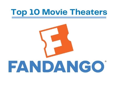Fandango Top Ten Movie Theaters in the Gresham Area(1)