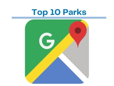 Google Top Ten Gresham Area Parks
