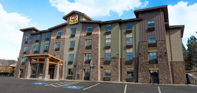My Place Hotel now in Gresham Oregon