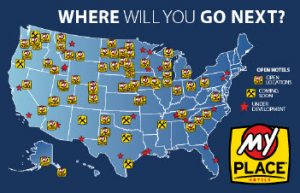 My Place Locations across America