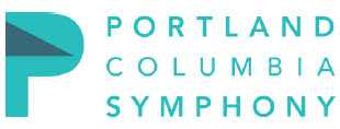 Portland Columbia Symphony Logo for Gresham Area Chamber