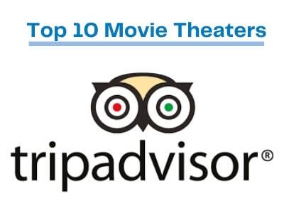 Trip Advisor Top Ten Movie Theaters Gresham Area