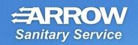 Arrow Sanitary Service Logo