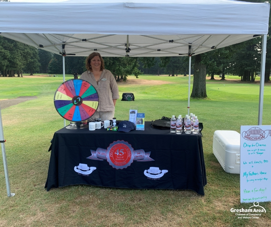 2021 Gresham Area Chamber of Commerce Golf Tournament - My Fathers House