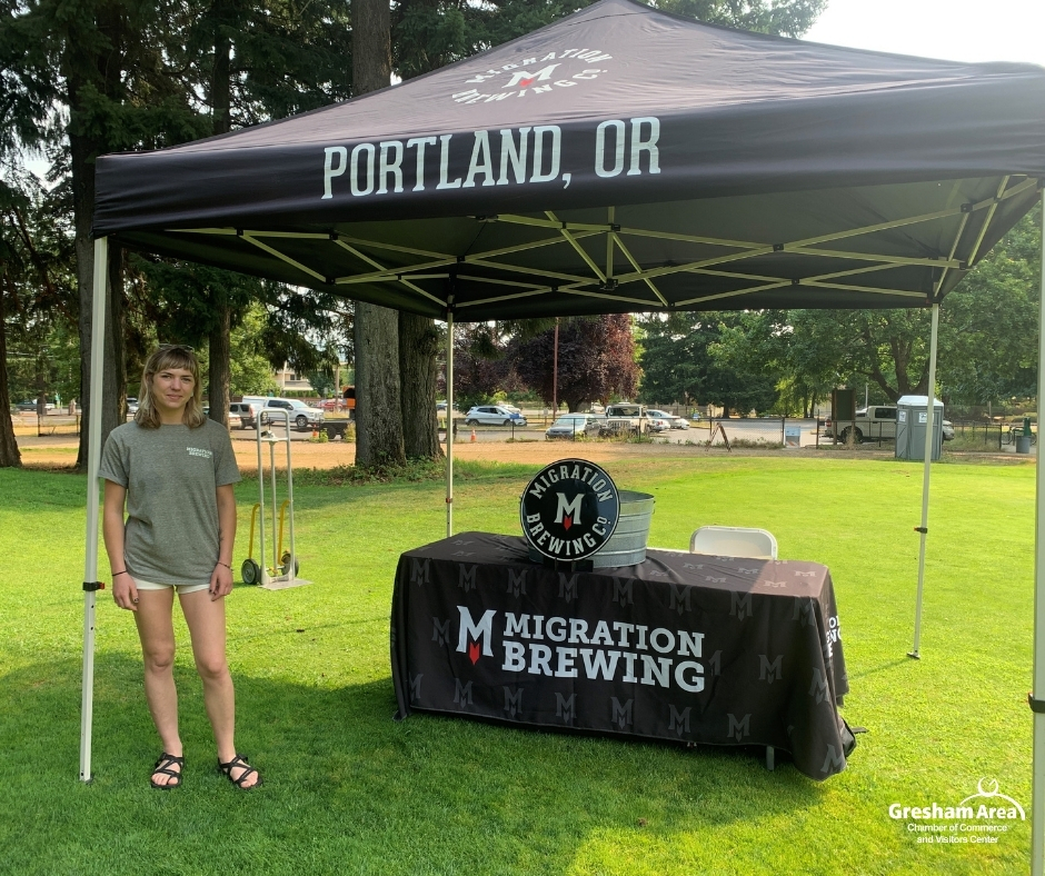 2021 Gresham Area Chamber of Commerce Golf Tournament - Migration Brewing