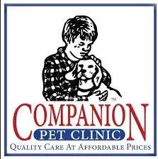 Companion Pet Clinic Logo