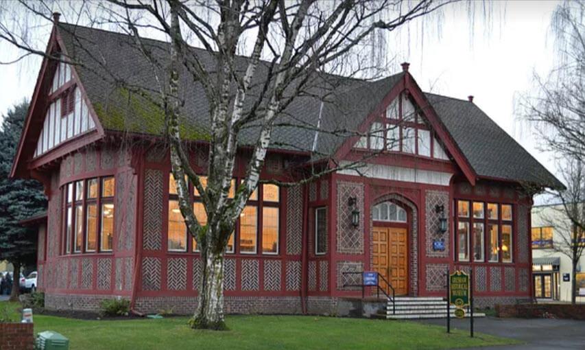 Gresham Historical Society Exterior