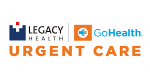 Legacy Go Health Urgent Care Logo