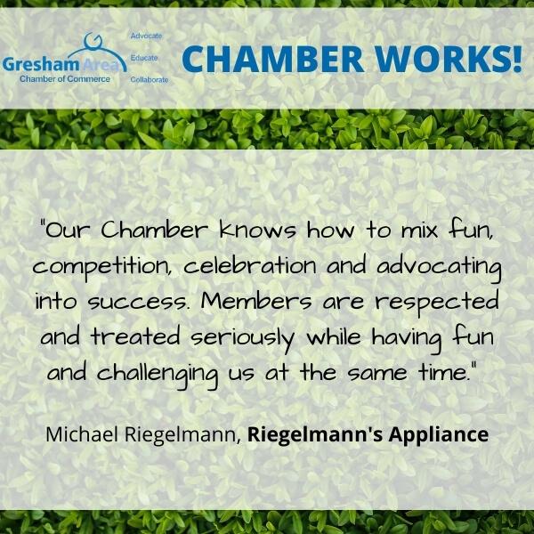 Riegelmann's Appliance Testimonial