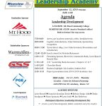 September Leadership Development Agenda 2019-2020